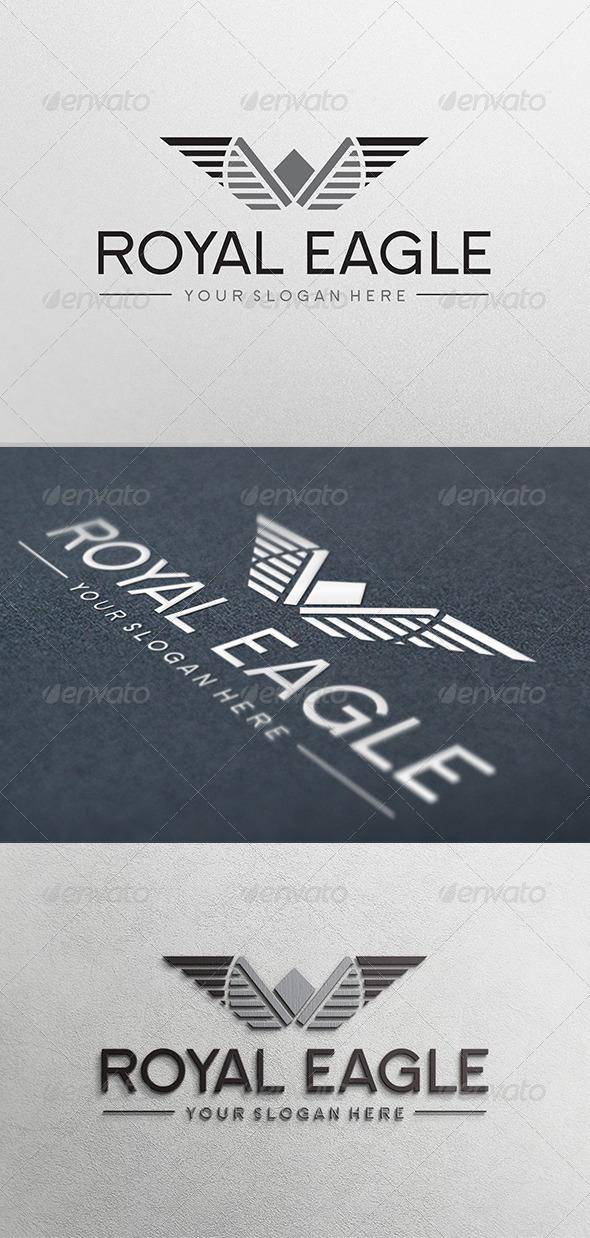 GraphicRiver Royal Eagle 5716366