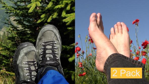 Legs Resting 2-Pack