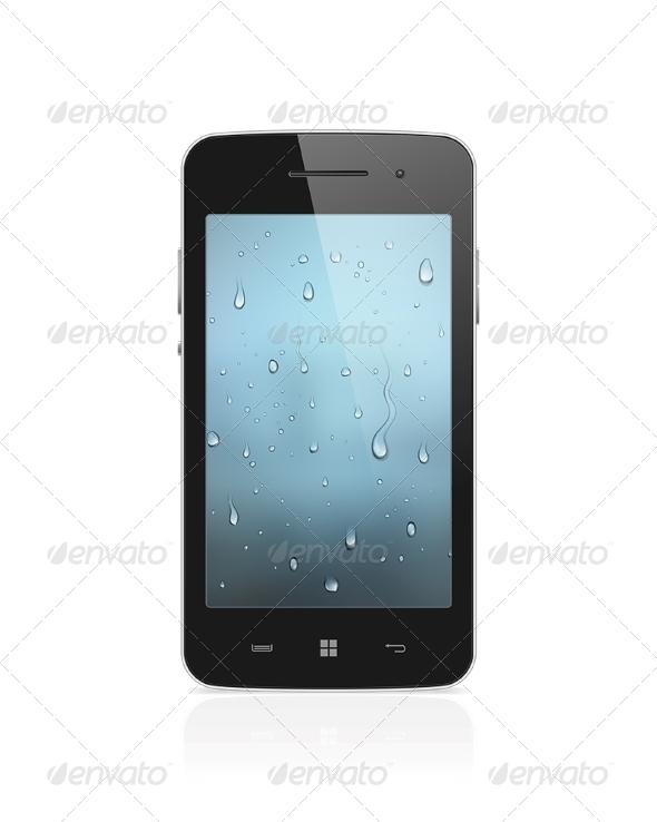 GraphicRiver Smartphone 5716841