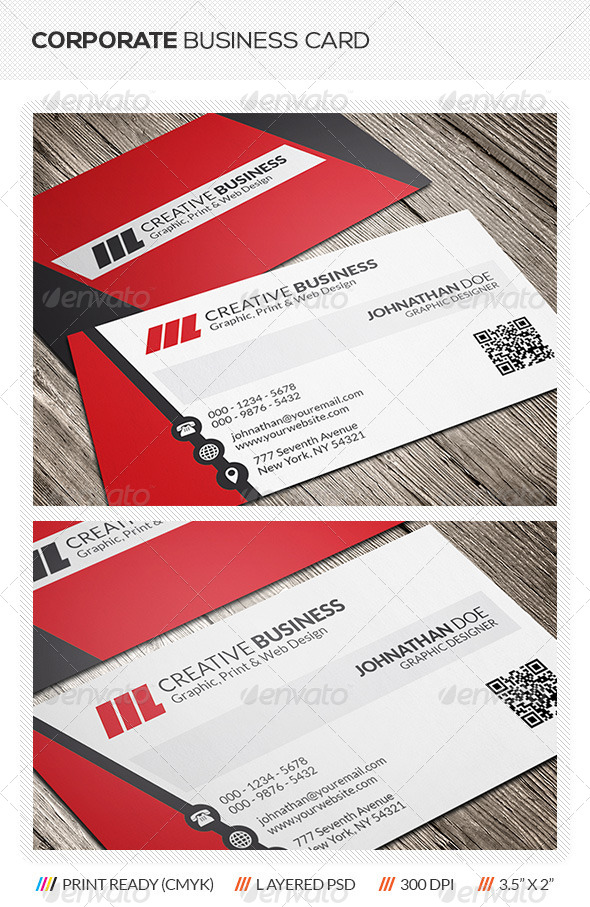 GraphicRiver Creative Business Card 5717107