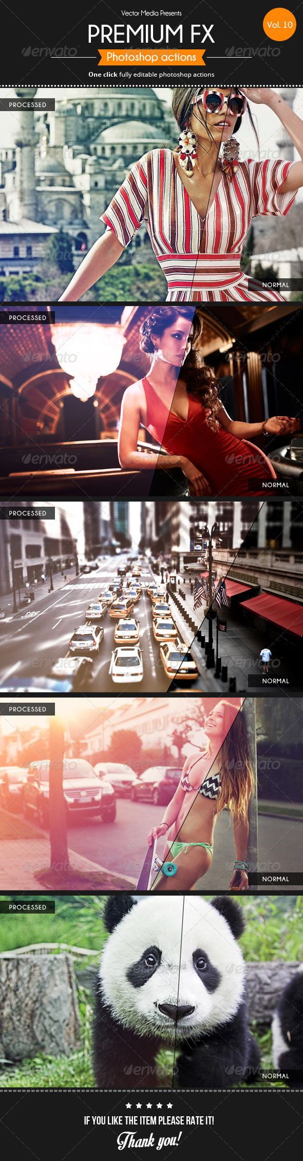 GraphicRiver Premium FX Actions [Vol.10] 5702787