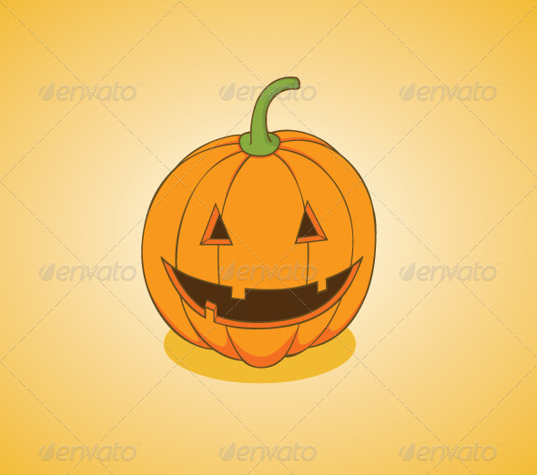 GraphicRiver Pumpkin Head 5718309