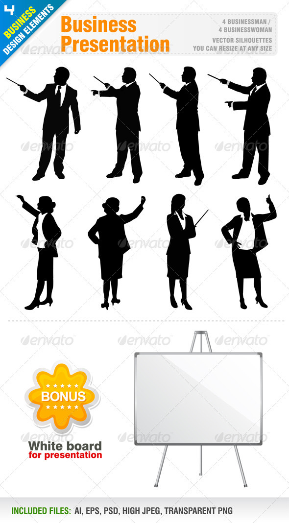 GraphicRiver Business Presentation 5718984