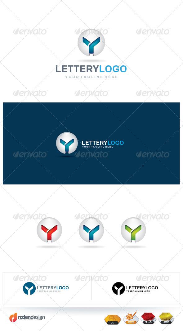 Y logo  - Letters Logo Templates
