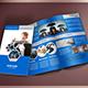 Bi-Fold Brochure Template vo-2 - GraphicRiver Item for Sale