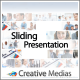 Sliding Presentation - VideoHive Item for Sale
