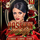 Passion Party Flyer Template