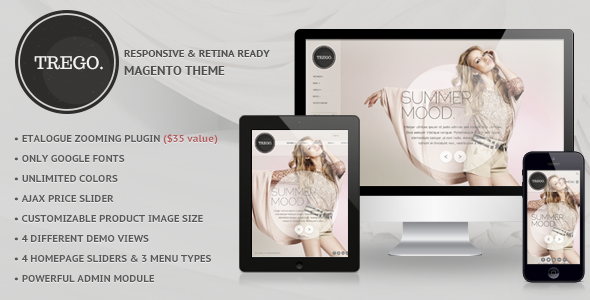 Best Responsive Magento Themes 2014