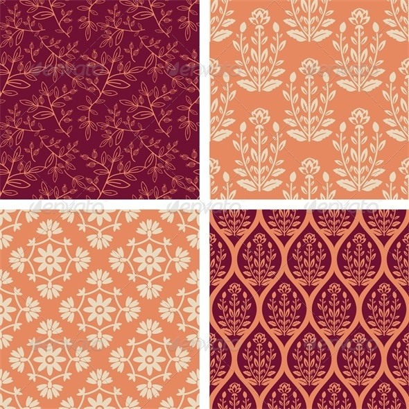 GraphicRiver Pattern Set 5722078