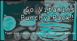 Go Vitamins Punchy Pack