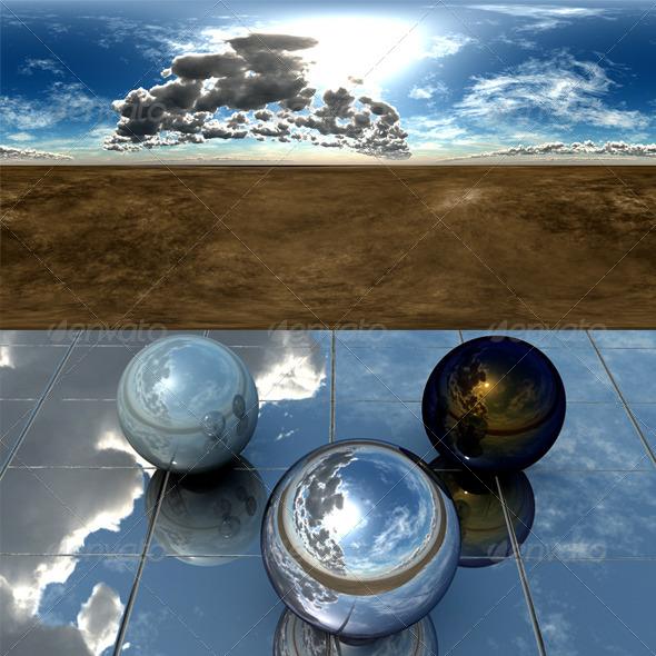 3DOcean Desert 54 5723122
