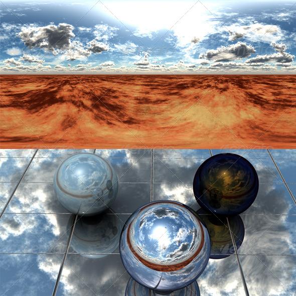 3DOcean Desert 55 5723125