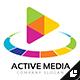 Active Media Logo - GraphicRiver Item for Sale