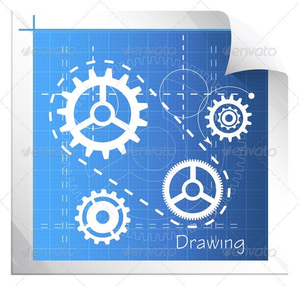 GraphicRiver Technical Illustration Illustration 5724438