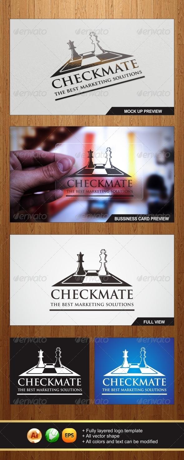 GraphicRiver Chess Marketing Logo 5724788