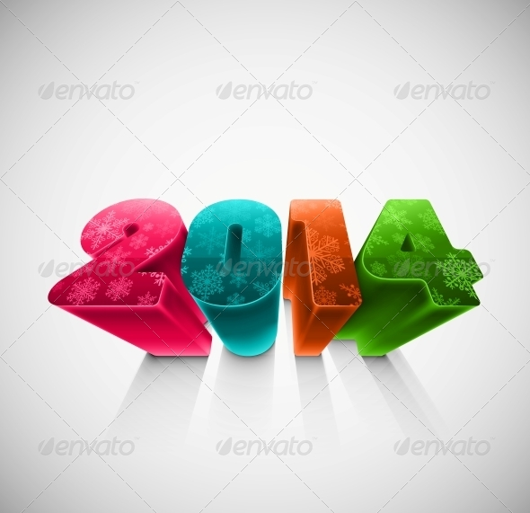 GraphicRiver New Year 5726010