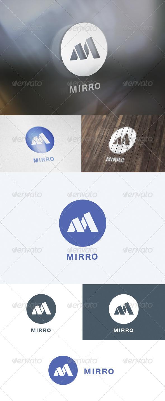GraphicRiver Mirro Logo 5726069