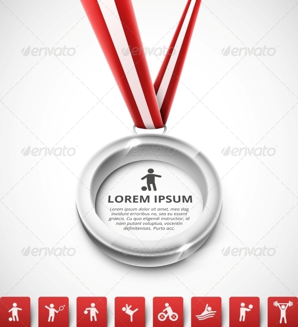 GraphicRiver Silver Medal 5726180