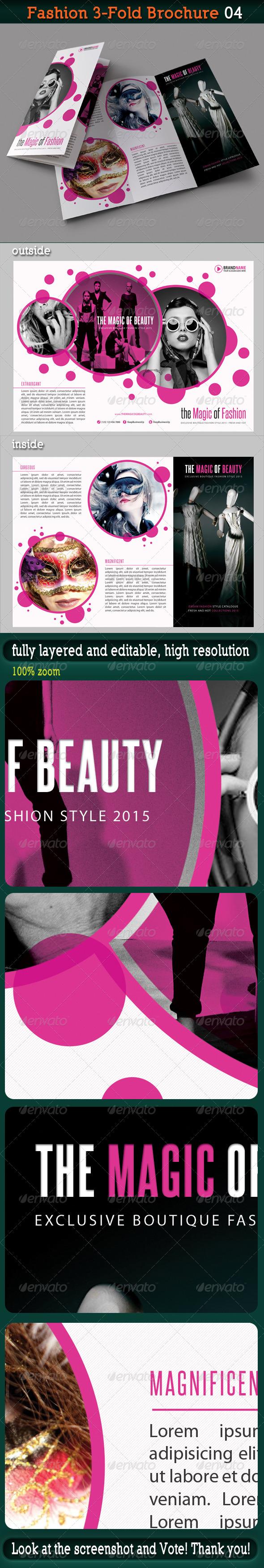 GraphicRiver Fashion 3-Fold Brochure 04 5727169