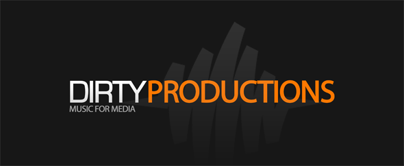 Dirty%20productions%20audiojungle%20logo