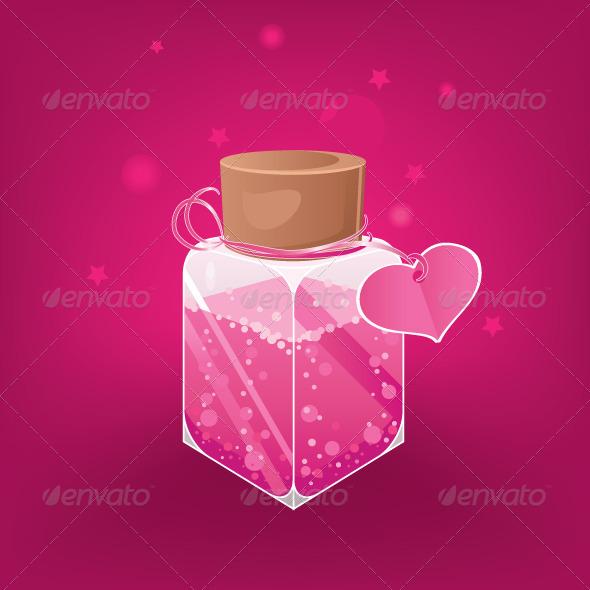 GraphicRiver Love Potion 5727454