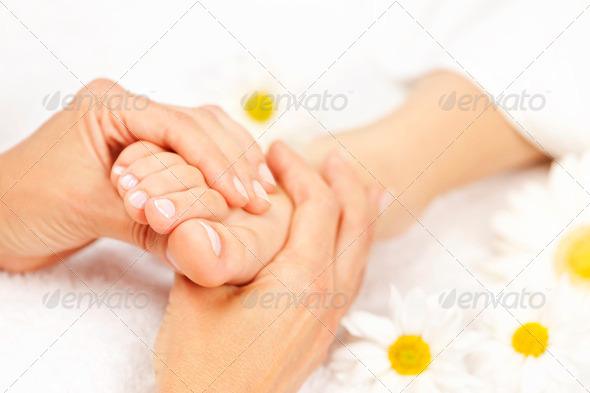PhotoDune Foot massage 589792