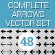 Arrows Vector Set - GraphicRiver Item for Sale