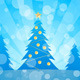 Winter Christmas Trees - GraphicRiver Item for Sale