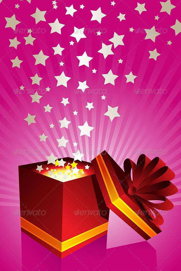 GraphicRiver Gift Box 5729126