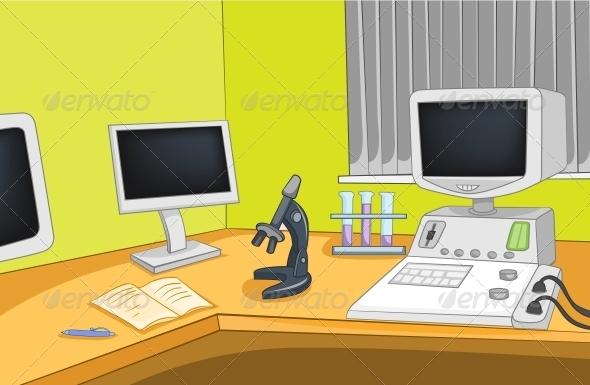 GraphicRiver Physics Laboratory 5729197