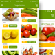 Online Super Market Application for Smartphones - GraphicRiver Item for Sale