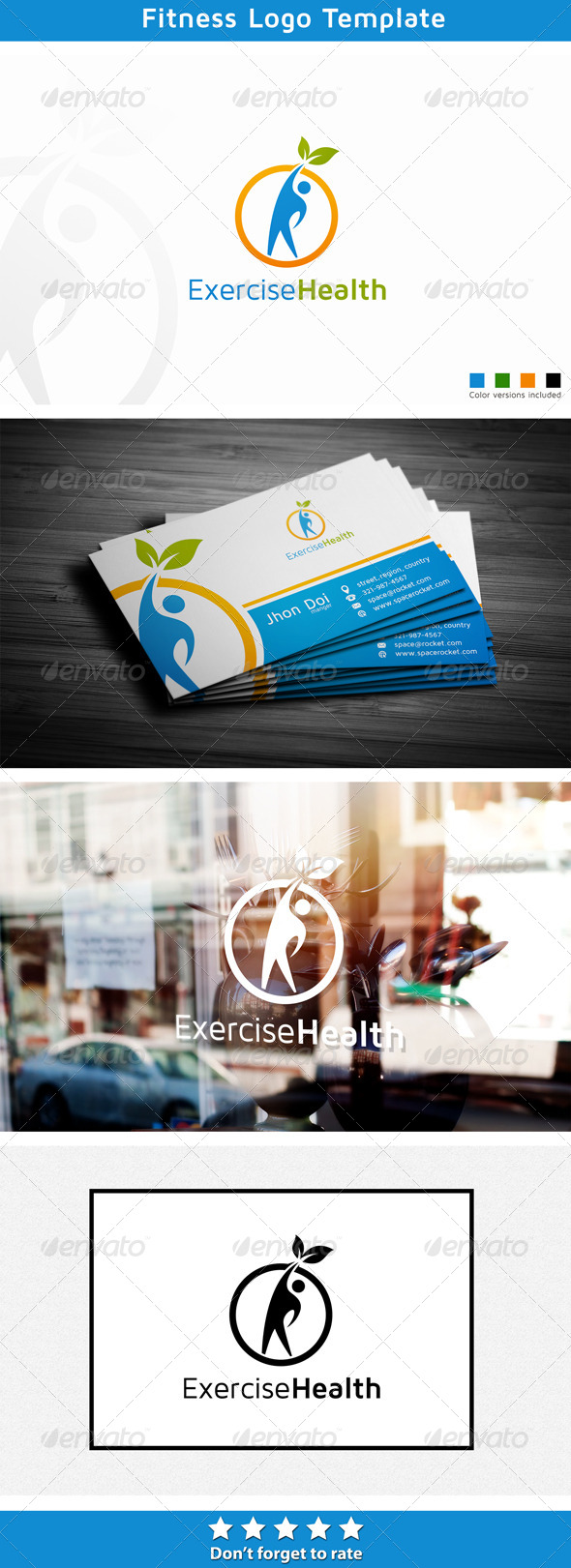 GraphicRiver Fitness Consultant 5729791