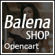 Balenashop – HTML 5 Open Cart Theme - ThemeForest Item for Sale