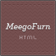 MeegoFurn. - Corporate Landing Page - ThemeForest Item for Sale