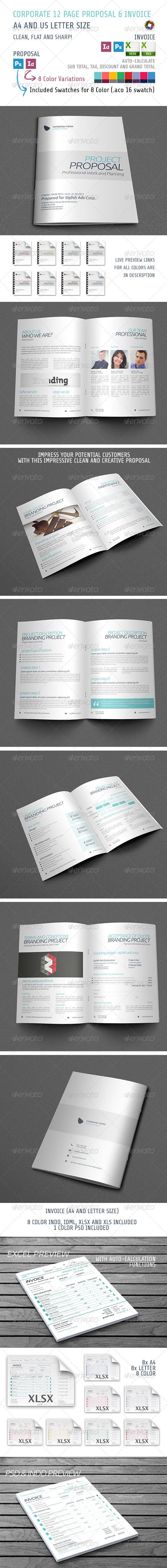 GraphicRiver Proposal 5655848