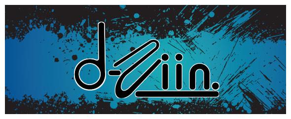 Dziin logo