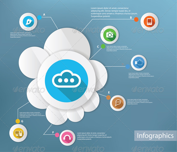 GraphicRiver Cloud Computing 5732958