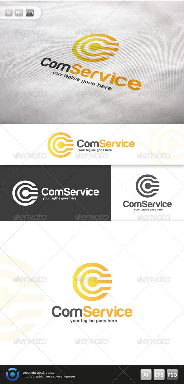 GraphicRiver Com Service Logo 5733557