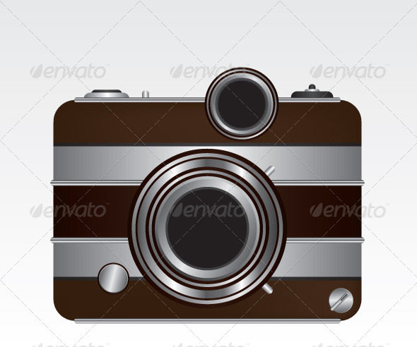 GraphicRiver Retro Camera 5734603