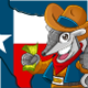 Texas Armadillo - GraphicRiver Item for Sale