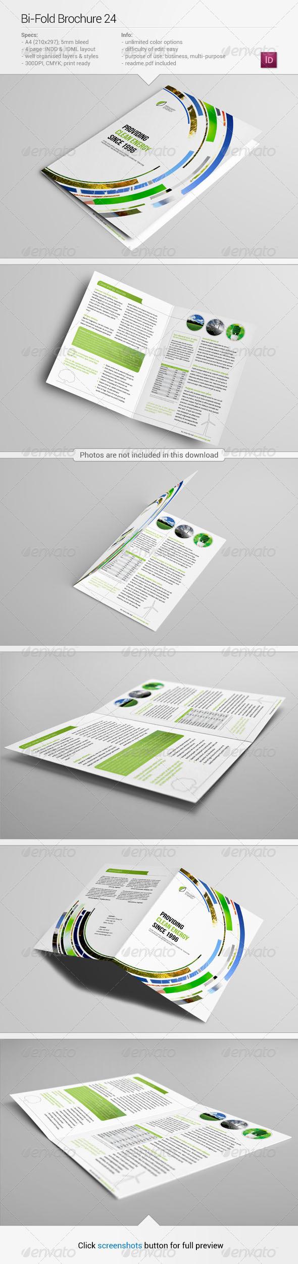 GraphicRiver Bi-Fold Brochure 24 5735270