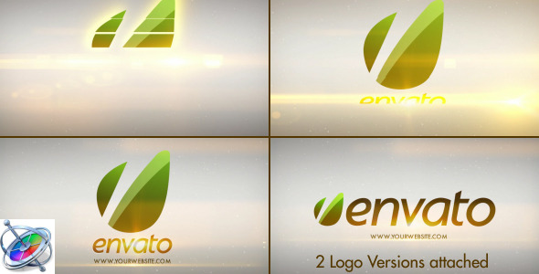 Simple Corporate Logo-Motion Project