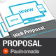 Proposal - Web Proposal Template - GraphicRiver Item for Sale
