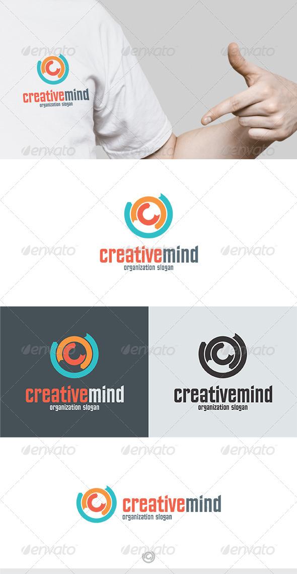 GraphicRiver Creative Mind Logo 5736855