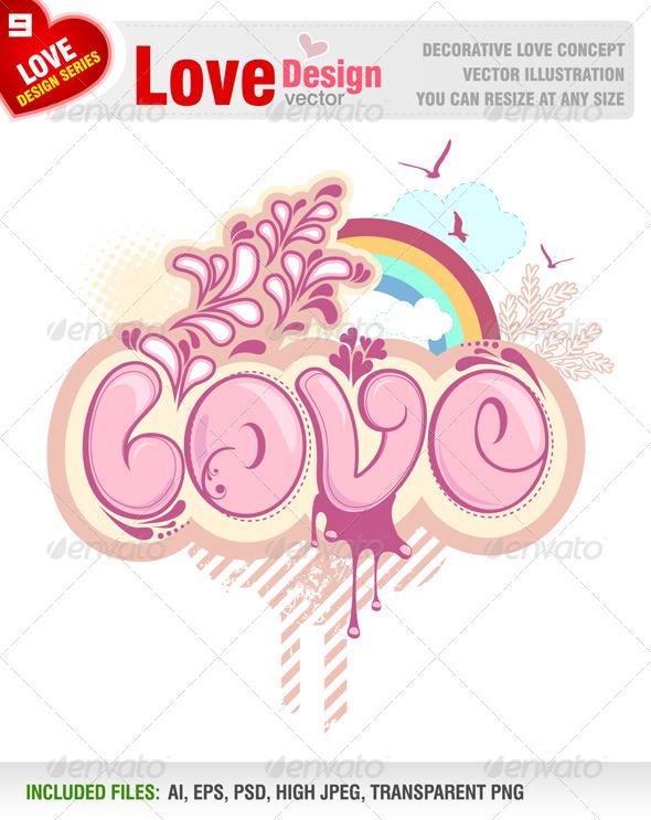 GraphicRiver Love 5736867