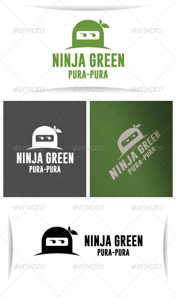 GraphicRiver Ninja Green 5737641