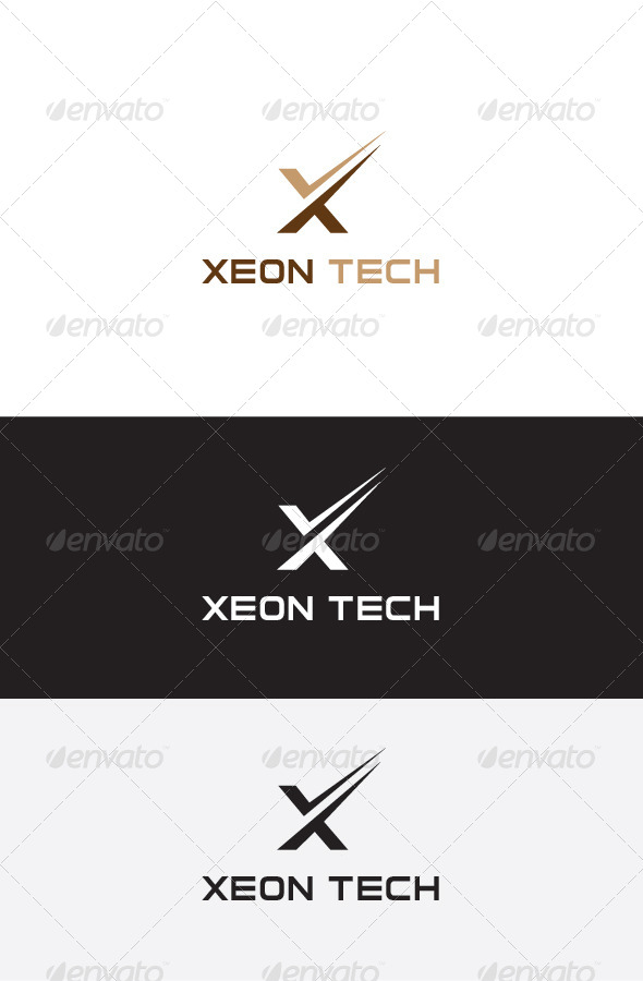 GraphicRiver X Letter Logo Design 5737909