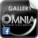 Omnia XML Driven Flash Gallery for Facebook - ActiveDen Item for Sale