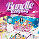 Bundle Candy Party - GraphicRiver Item for Sale