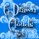 6 Drawn  Clouds (Digital Painting) - GraphicRiver Item for Sale